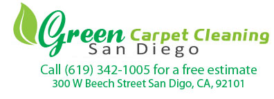 San Diego Green Carpet Cleaning